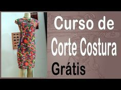 afead03a5 Corte e Costura passo-a-passo Vestido Tubinho Bicolor - Vestido Tubo