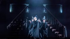 With the help of the production's in-house illusionist, Jamie Harrison, spooky effects are conjured up on stage – including the dreaded DementorsHarry Potter and the Cursed Child: the West End extravaganza – in pictures Cursed Child Cast, Harry Potter Cursed Child, Harry Potter Books, Harry Potter Love, Jamie Harrison, London Theatre, Hogwarts, The Help, It Cast