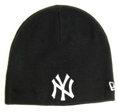 8bea065c37b MLB Unisex Adult New York Yankees Basic Knit (Navy