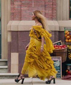 Why Beyoncé Wore That Lemonade Dress #refinery29