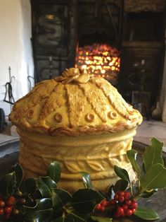 A Christmas Pie of the Regency era. Why not to try to make something like that? So wonderful!