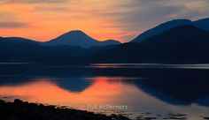 Isle of Mull sunsets by Phil McDermott