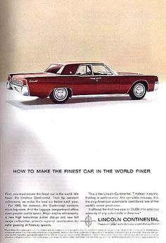 Coches de carreras ford vintage 1962