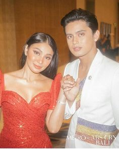 James Reid, Nadine Lustre, Jadine, Prom Dresses, Formal Dresses, Mom And Dad, Character Inspiration, Beautiful Pictures, Dads