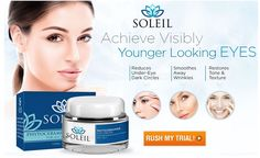 Soleil Eye Cream has every little thing that you need to reduce the creases and bring back the more youthful radiance to skin. Soleil Eye Cream is one of the most effective as well as absorbing creams out there which simply include natural components that you could rely on after for the lasting skin treatment benefits. Buy now Soleil Eye Cream online from it's official website http://neugarciniacambogiablog.com/soleil-eye-cream/