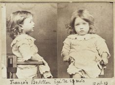 These 19th Century Mugshots of a 'Criminal' Toddler Are Adorable, But They Are Also Fake!