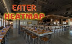 The Eater Baltimore Heatmap: Where to Eat Right Now