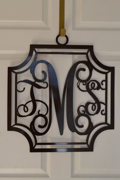 Hey, I found this really awesome Etsy listing at https://www.etsy.com/listing/255918950/21-x-21-metal-double-frame-monogram