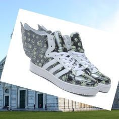 new style 2352a c9eb7 Adidas Originals Luminoso Cranio Ala Unisex Scarpa Grigio HOT SALE! HOT  PRICE!