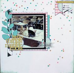 More November Kit Love - Birds of a Feather Kit Co.