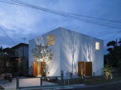 Mais uma casa japonesa - e para casal com gatos! ~ ARQUITETANDO IDEIAS
