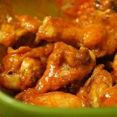 Spicy Garlic Wing Sauce