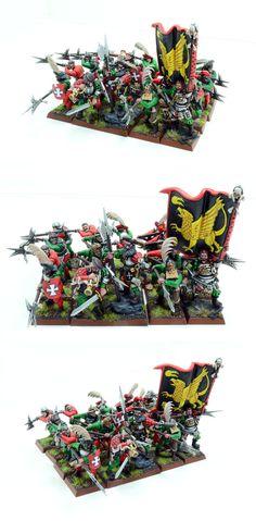 Empire Hochland Halberdiers