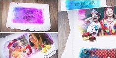 Colorful Christmas Gallery Videohive - Free Download After Effects