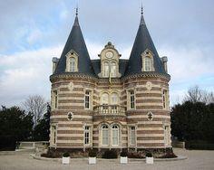Chateau Comtesse Lafond. Epernay, France.