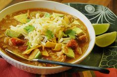 Tortilla Soup — Its like eating comfort