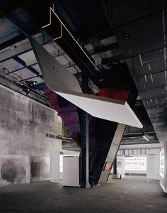Ruhr Museum at Zeche Zollverein, Essen (Germany)