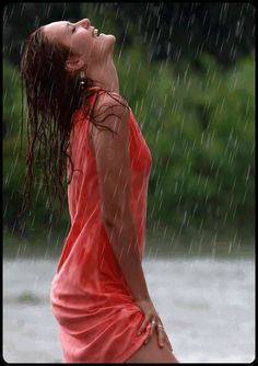 let the rain wash away your troubles