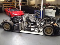 Professional Race Team and supplier of race car equipment