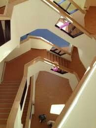 Gaudi, Architecture Organique, Organic Architecture, Frank Lloyd Wright, Stairs, Loft, Van, Holland, Pictures