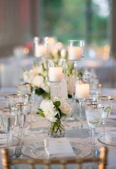 Wedding Centerpiece Inspiration - Photo: Robert and Kathleen Photography