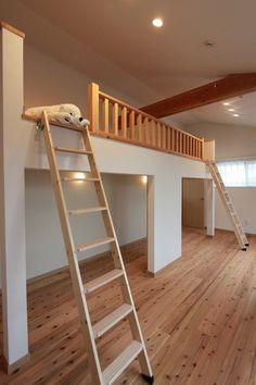 Dream Rooms, Dream Bedroom, Kawaii Bedroom, Small Room Design, Kids Room, Loft, Room Decor, Creative Beds, Verandas