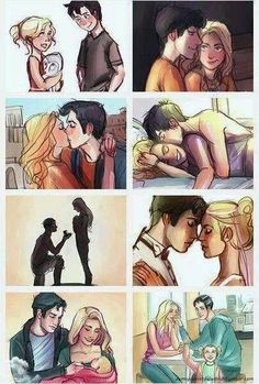 I hate justin bieber but hey its relly Percy Jackson and Annabeth Chase Percy Jackson Annabeth Chase, Percy Jackson Fan Art, Percy And Annabeth, Percy Jackson Memes, Percy Jackson Books, Percy Jackson Fandom, Percy Jackson Couples, Solangelo, Percabeth