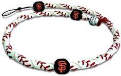 San Francisco Giants Frozen Rope Necklace