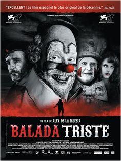 Balada Triste by Álex de la Iglesia, Espagne