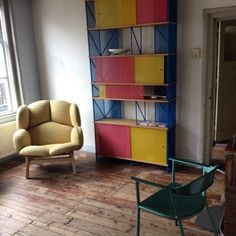 Modern Interiors Design : maxlipsey at kazerne at ddw2015 via davidderksendesign- interior design love
