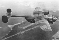 "The Arado Ar 232 Tausendfüßler ""Millipede"","