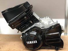 Mesin tempur Yamaha Rx 135, Yamaha Motorcycles, Cars And Motorcycles, Yamaha Engines, Royal Enfield Bullet, Motorcycle Photography, Custom Bikes, Jeep, Engineering
