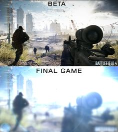 Scroll2Lol.com - How Battlefield 4 will actually be.