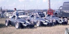 1959 GP de Francia BRM P25