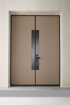 You have the power to make your home special with our ideias - Architectural Hardware Main Entrance Door Design, Front Door Design, Entrance Doors, Modern Door Design, Modern Entry Door, Modern Exterior Doors, Porte Design, H Design, Flush Door Design