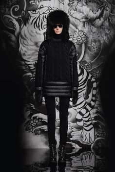 Moncler Y | Men's Collection Fall Winter 2014-2015