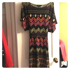 BCBG Maxazria size Small dress Colorful BCBG dress. BCBGMaxAzria Dresses Mini