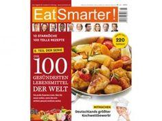 Das neue EAT SMARTER-Magazin Nr. 5/14 ab jetzt im Handel! Es warten viele leckere Rezepte und spannende Themen auf Sie!