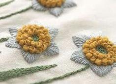 950 отметок «Нравится», 16 комментариев — embroidery (@__needlework__) в Instagram: «❤️ #❤️ایده_گلدوزی #❤️satin_stitch #❤️french_knot»