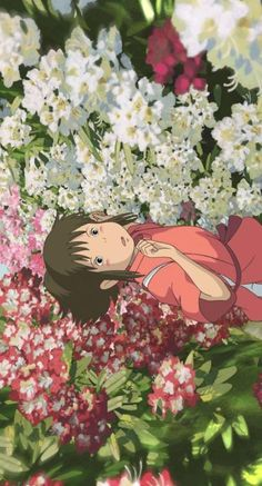 Chihiro Spirited away. Studio Ghibli Art, Studio Ghibli Movies, Animes Wallpapers, Cute Wallpapers, Aesthetic Art, Aesthetic Anime, Totoro, Studio Ghibli Background, Chihiro Y Haku