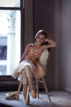 Flowergirl Dress / In the Wings Collection by Tutu Du Monde
