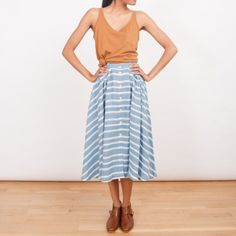 confezioni crosby long skirt / frances may Skirt Outfits, Dress Skirt, Dress Up, Cute Outfits, Shirt Skirt, Modest Outfits, Summer Outfits, Midi Skirts, Long Skirts