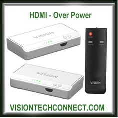 HDMI Over Powerline UK TC2-HDMIP 3252477 Audio Visual Installation, Display Screen, Plates On Wall, Phone, Telephone, Mobile Phones