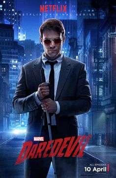 Marvel Studios And Netflix, via IGN, have unveiled character posters for the upcoming Daredevil live-action TV series. Check out Charlie Cox as Matt Murdock, Elden Henson as Foggy Nelson, Deborah […] Daredevil Tv Series, Daredevil 2015, Series Da Marvel, Serie Marvel, Films Marvel, Marvel Dc Comics, Netflix Daredevil, Avengers, Funny Movies