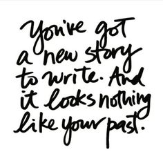 Time to start a new chapter