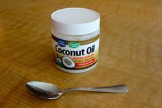 Can Coconut Oil Replace Your Beauty Routine? I gave it a try as moisturizer, shaving cream, lip balm, and deep conditioner. Oh yeah, and #oilpulling #coconutoil