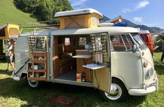 Vw T1, Volkswagen, Vw Camper, Van, Camping, Vehicles, Cute Cars, Campsite, Vans