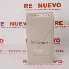 SAMSUNG GALAXY NOTE 4 SM-N910F Libre Nuevo Precintado#samsung#e de segunda mano#galaxy note