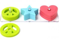 Chewbeads stack and play toy for teething babies