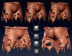 Making of Red Hulk in ZBrush Tutorial Zbrush, 3d Tutorial, Zbrush Character, Character Modeling, Sculpting Tutorials, Art Tutorials, Drawing Tutorials, Zbrush Hair, Zbrush Models